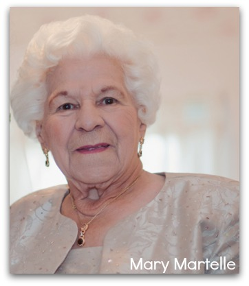 Mary Martelle