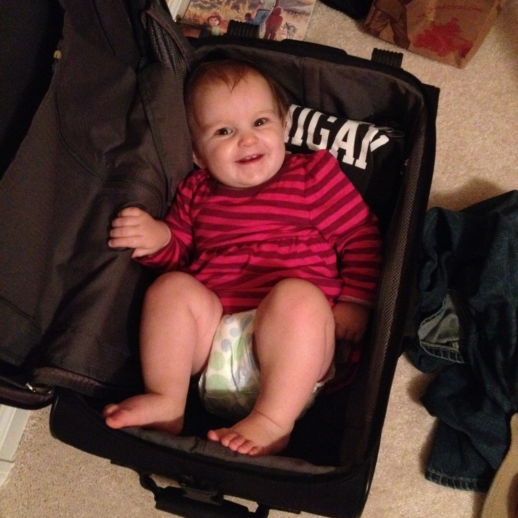 Suitcase love :)