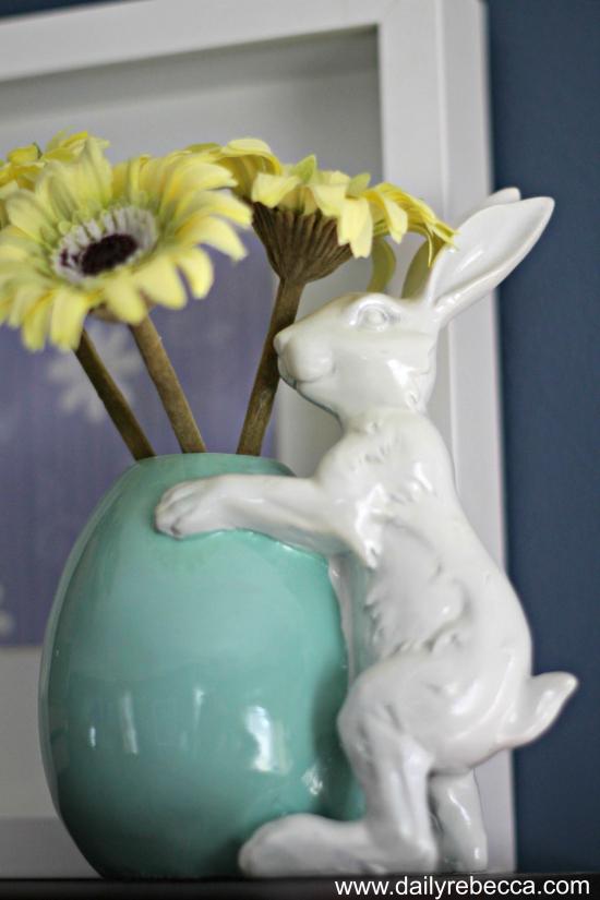 Easter Bunny Vase