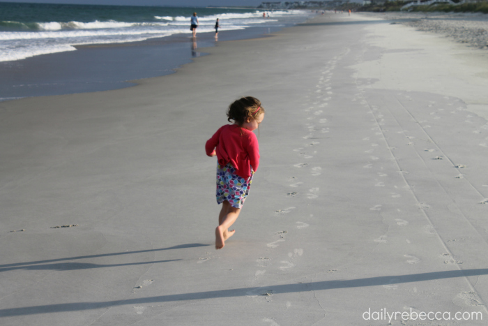 grace running