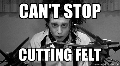 edward scissorhands meme