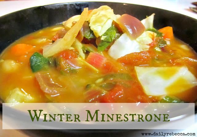 winter minestrone