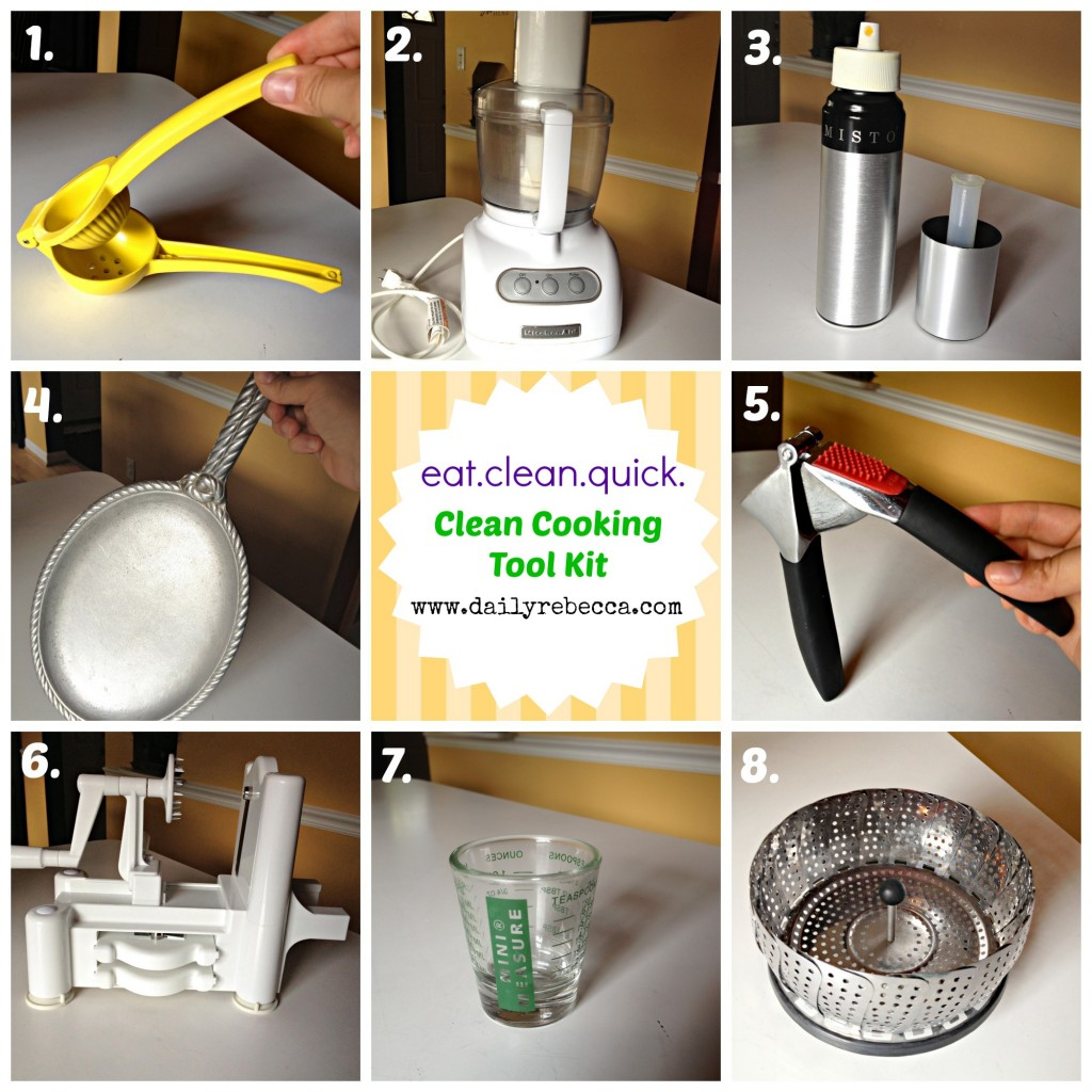 Eat Clean Quick Tool Kit